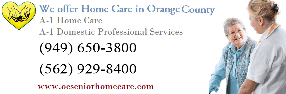 Orange County Senior Home Care