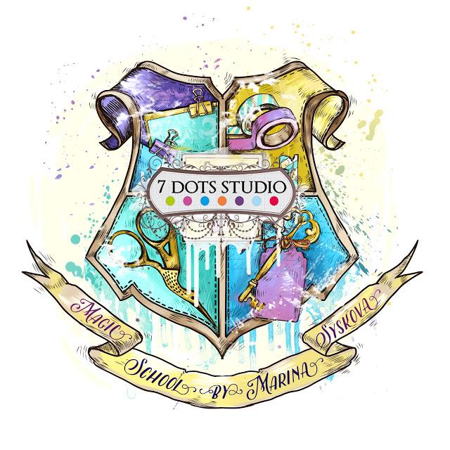"""Совместный проект """"Magic School"""" by 7 Dots Studio!!!"""