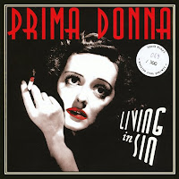 PRIMA DONNA: 'Living In Sin' 7''