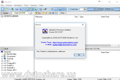 UltraISO Premium Edition 9.6.5.3237 Final   DYTOSHARE.us - Sharing and ...