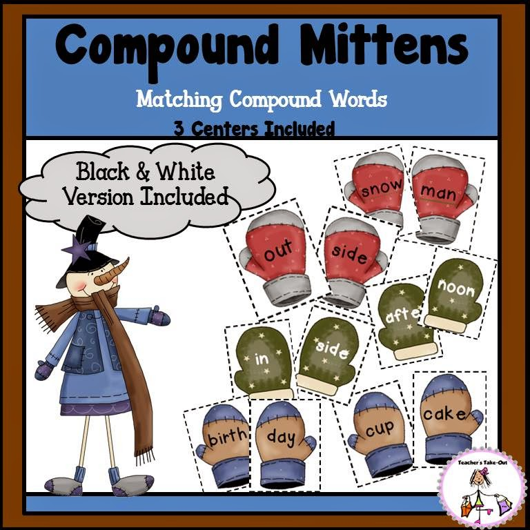 Compound Mittens