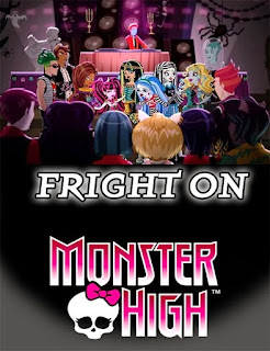 Monster High: Guerra de colmillos (2011)