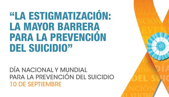Día Nacional para la Prevención del Suicidio