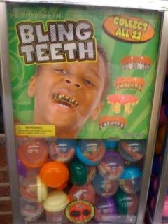 Brinquedo para os dentes
