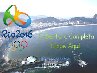 RIO 2016 no FamilAquatica