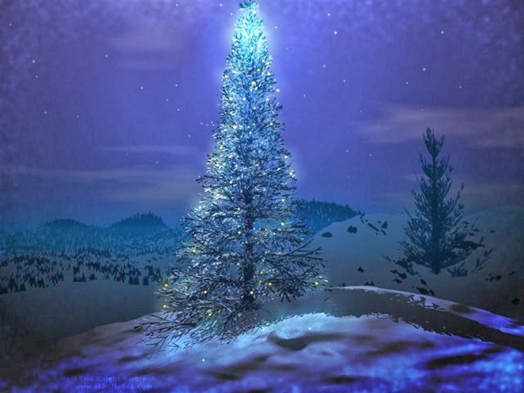 Tapandaola111 beautiful christmas tree wallpapers hd for Pretty christmas pics