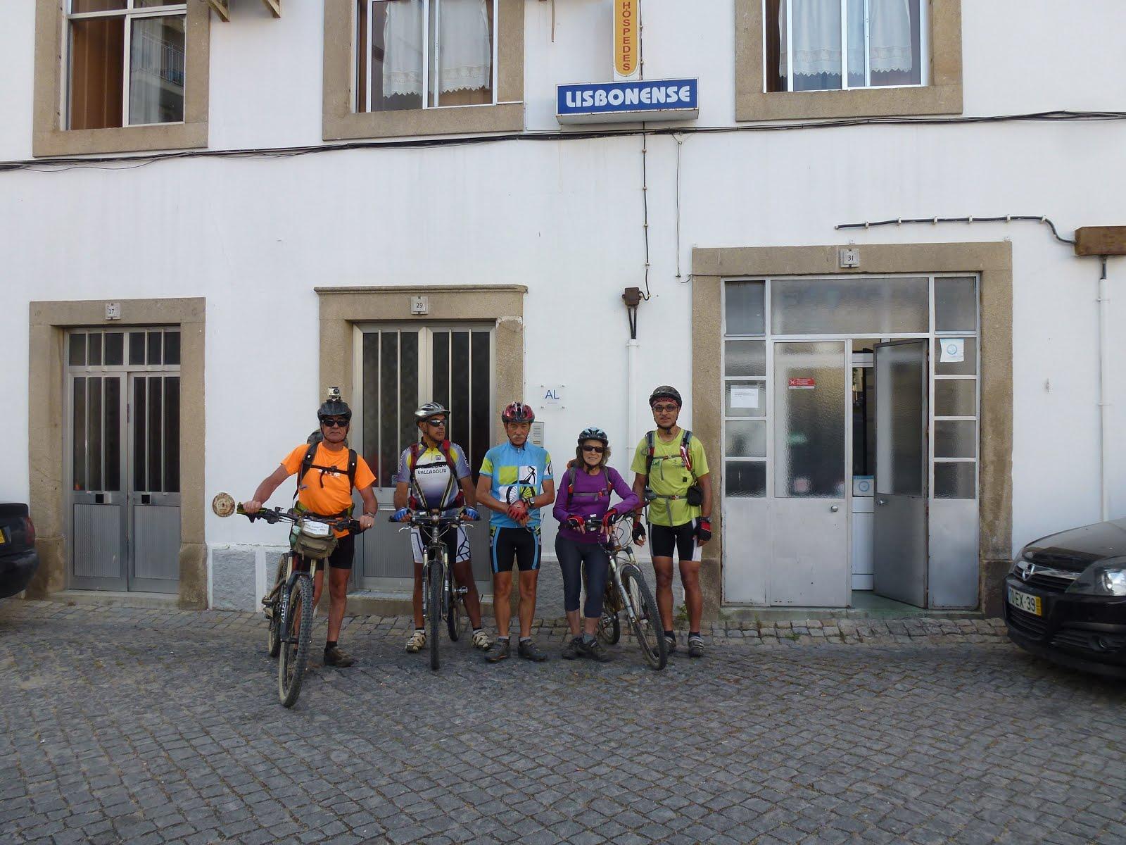 13 días en la TransPortugal. Días 9 y 10