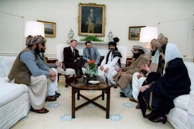 Frankenstein the CIA created - From Mujahideen to Al-Qaida , Takfiri Taliban ...