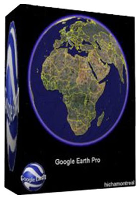 Download – Google Earth Pro – 7.0.3.8542 + Ativação