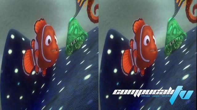 Buscando a Nemo 3D SBS Latino
