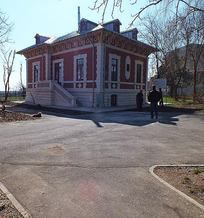 casa memoriala panait istrati braila