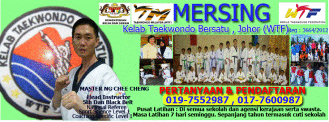 Taekwondo Mersing