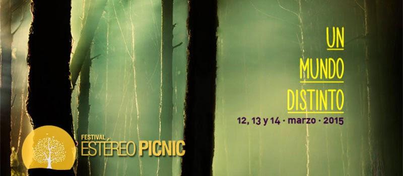 Festival Estereo Picnic 2015 Estéreo Picnic 2015