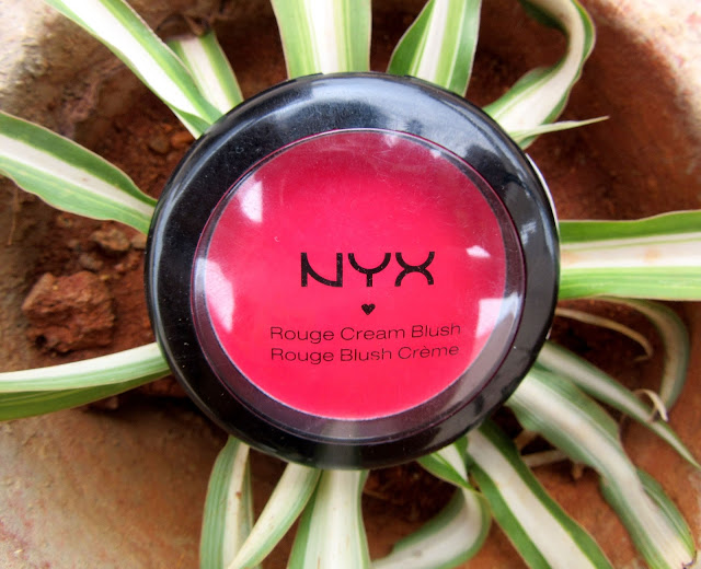 NYX Rouge Cream Blush 'Red Cheeks' Review | How I Use It In 3 Different Ways