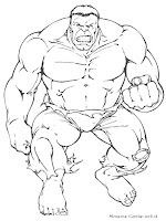 Hulk Berjalan Dengan Emosi Dan Amarah Luar Biasa