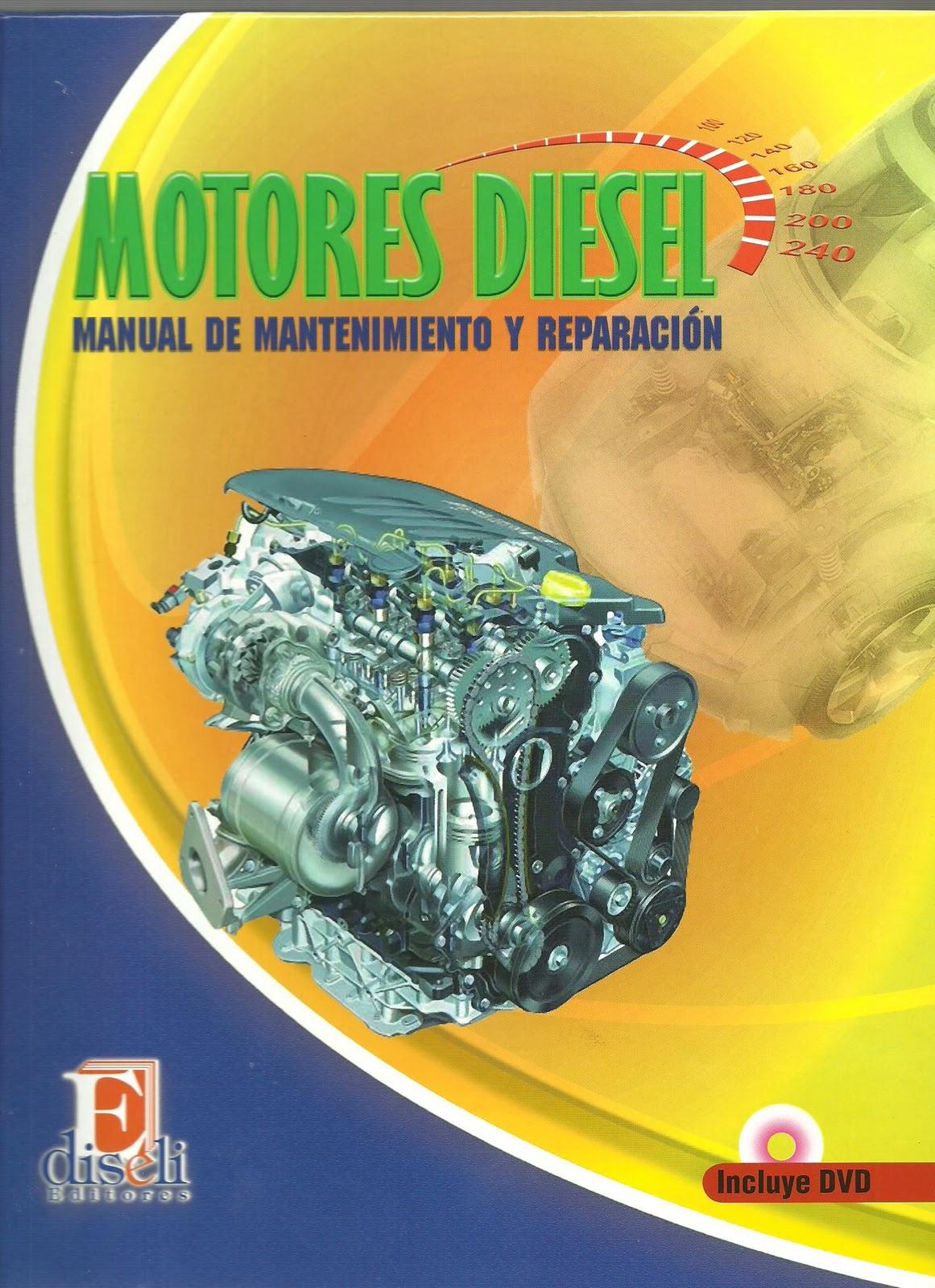 libros de despiece de motores: