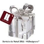 Sorteio de Natal 2011 de HLDesigners®