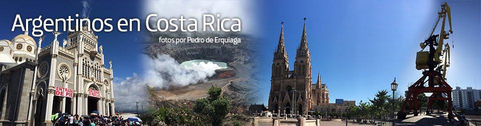 Argentinos en Costa Rica