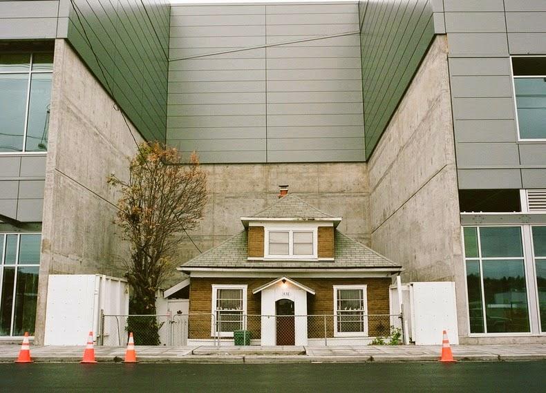 Rumah mendiang Edith Macefield