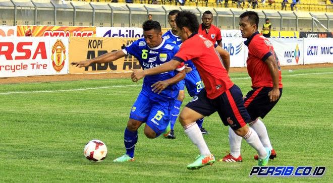 Jadwal Pertandingan Persib di Babak 8 Besar ISL 2014