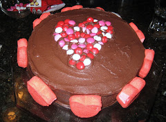 Valentine&#39;s Cake