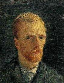 Van Gogh, AUTORRETRATOS