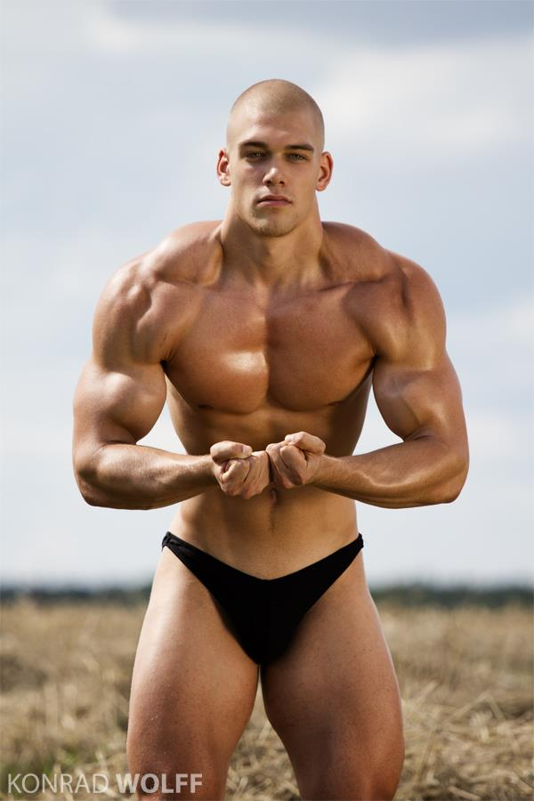 WORKOUT INSPIRATION .NET: Mischa Janiec: The Rising