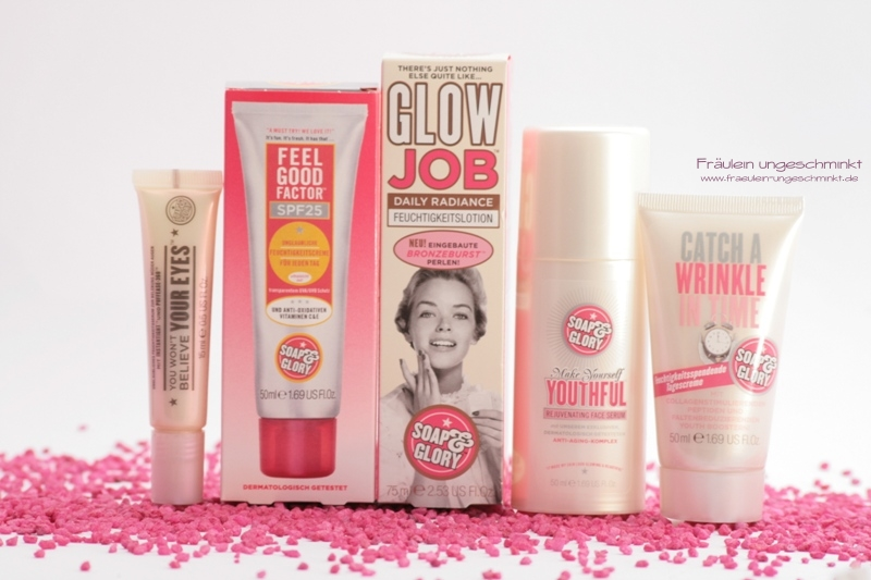 Soap & Glory Gesichtspflege