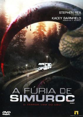 A Fúria de Simuroc - DVDRip Dual Áudio