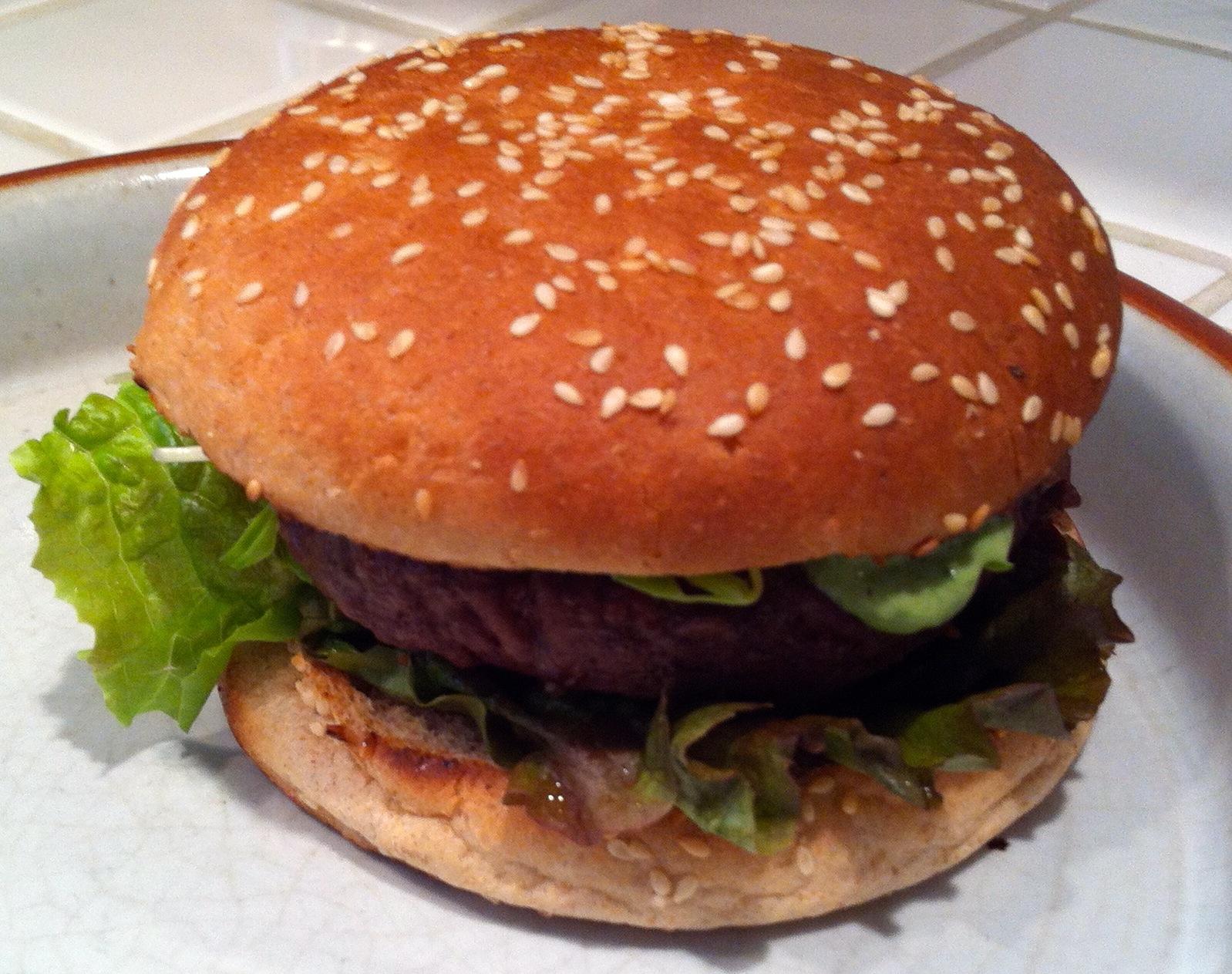 WildWSS: Green Goddess Garden Burgers & Grilled Chicken Burgers