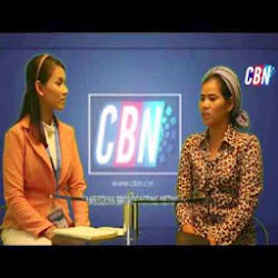 [ CBN TV ] CBN Cambodia Hot News Interview with Tep Vanny Who is Boeung Kak Community Leader - News, CBN TV News, CBN News