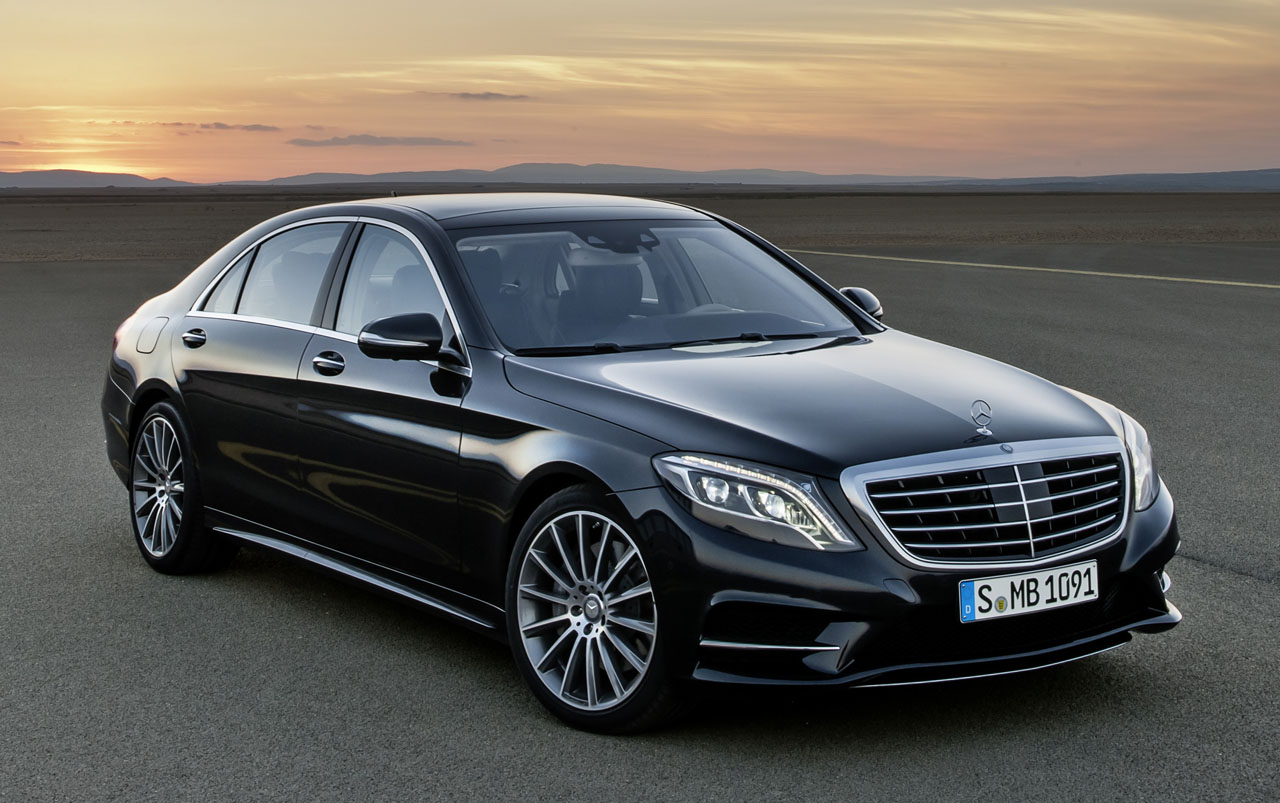 Latest cars models 2014 mercedes benz s550