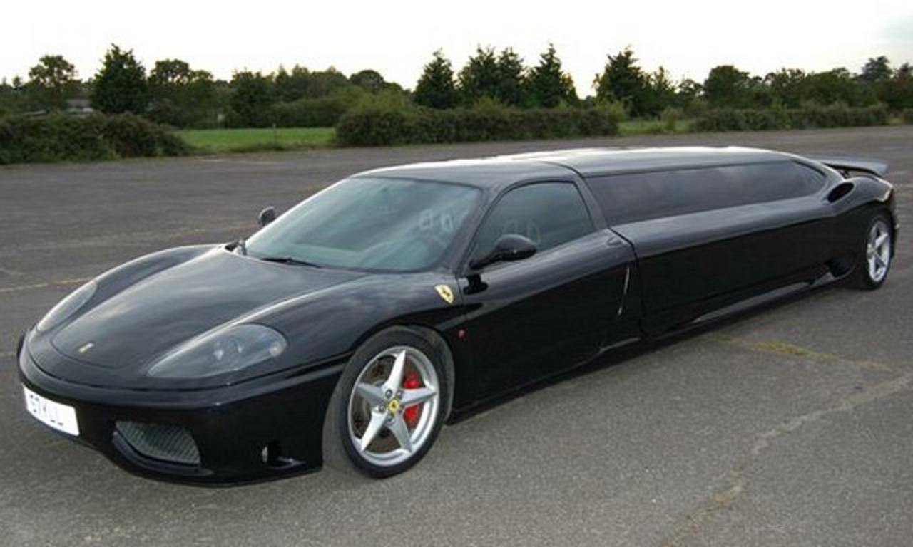ferrari limousine review car review. Black Bedroom Furniture Sets. Home Design Ideas