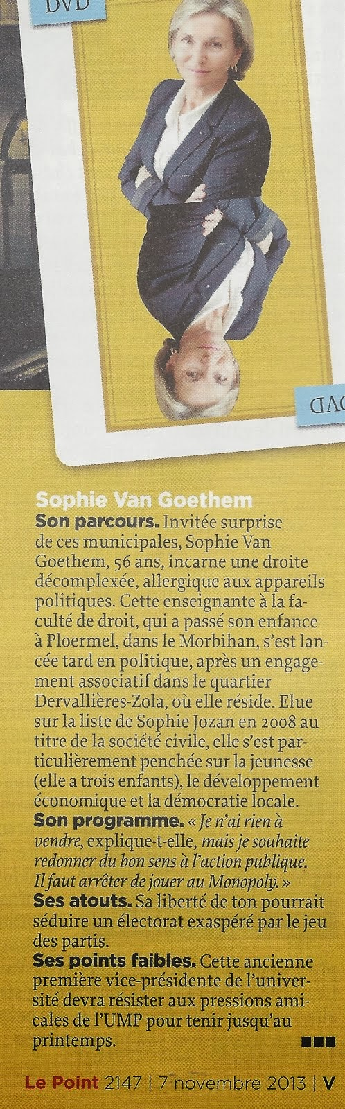 Le Point 7 11 2013