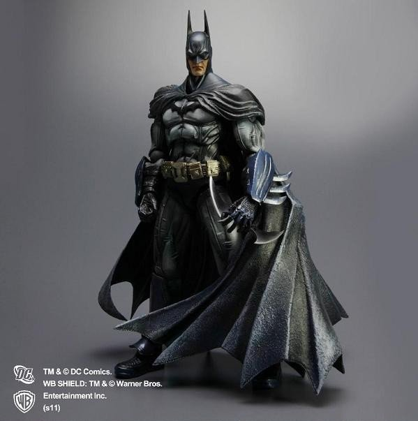 Play Arts Kai Batman