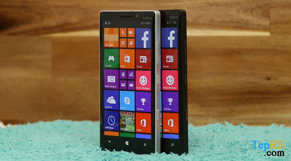 Nokia Lumia 930: Stylish Design