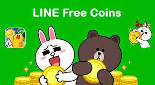 Cara Dapat Koin Line Gratis (New)