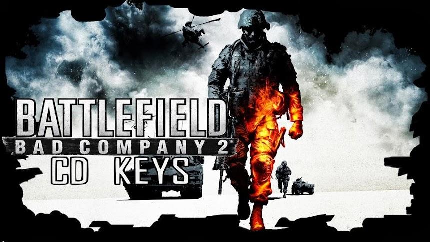 Battlefield Bad Company 2 serial number 2010-10. DGK offers online CD-Keys