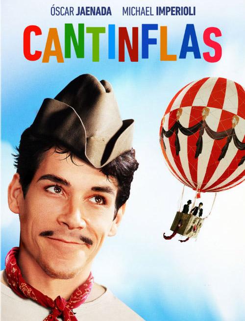 Cantinflas: A Magia da Comédia Torrent - Blu-ray Rip 720p Dublado (2015)