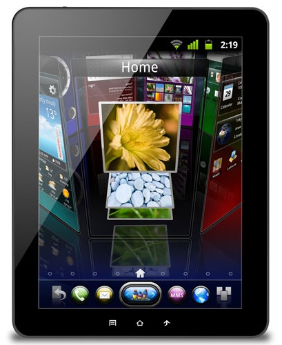 ViewPad E100 Android 4.0
