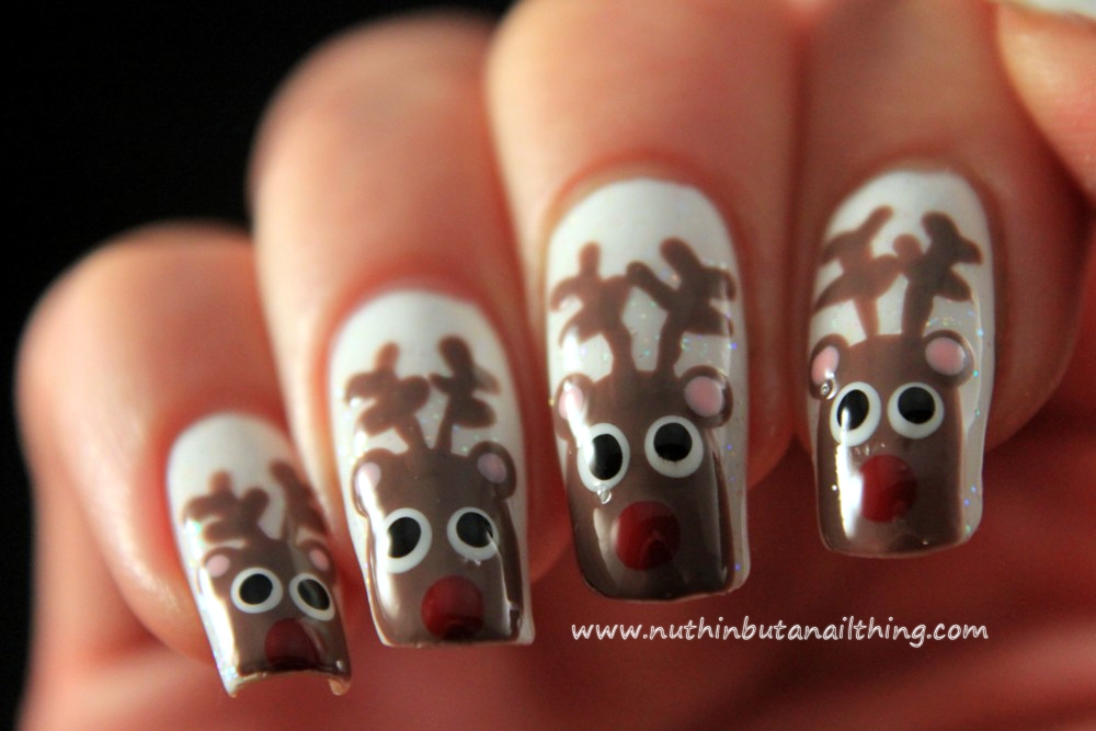 i Did Reindeer Nails Last Year