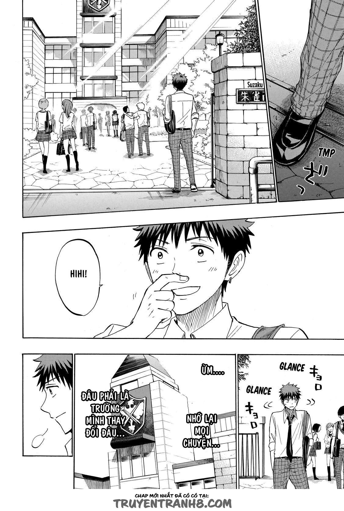 Yamada-kun to 7-nin no majo chap 224 Trang 9 - Mangak.info