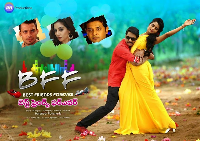 Haranath Policharla BFF Movie Poster,Haranath Policharla bff movie wallpapers,Haranath Policharla Bff images,Haranath Policharla bff stills,Haranath Policharla bff photos,Haranath Policharla bff newsmHaranath Policharla Telugucinemas.in