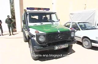 سيارات جديدة للدرك .. Gendarmerie+nationale+mercedes