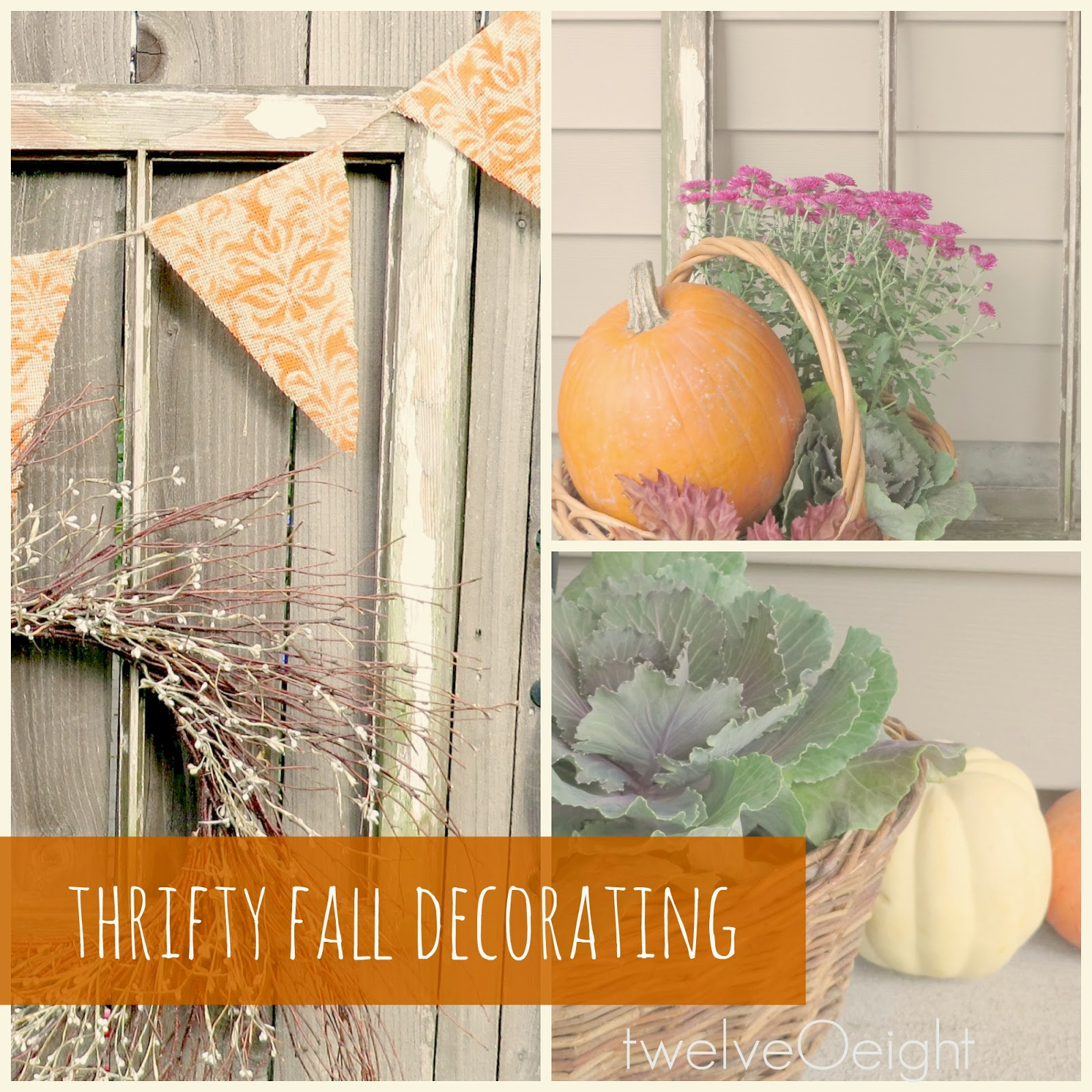 the front porch for fall it has just begun. Black Bedroom Furniture Sets. Home Design Ideas