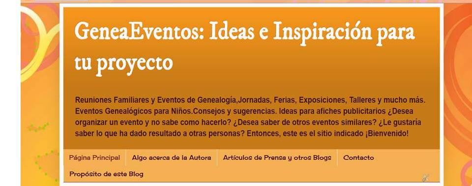 GeneaEventos: Ideas e Inspiración para tu proyecto.