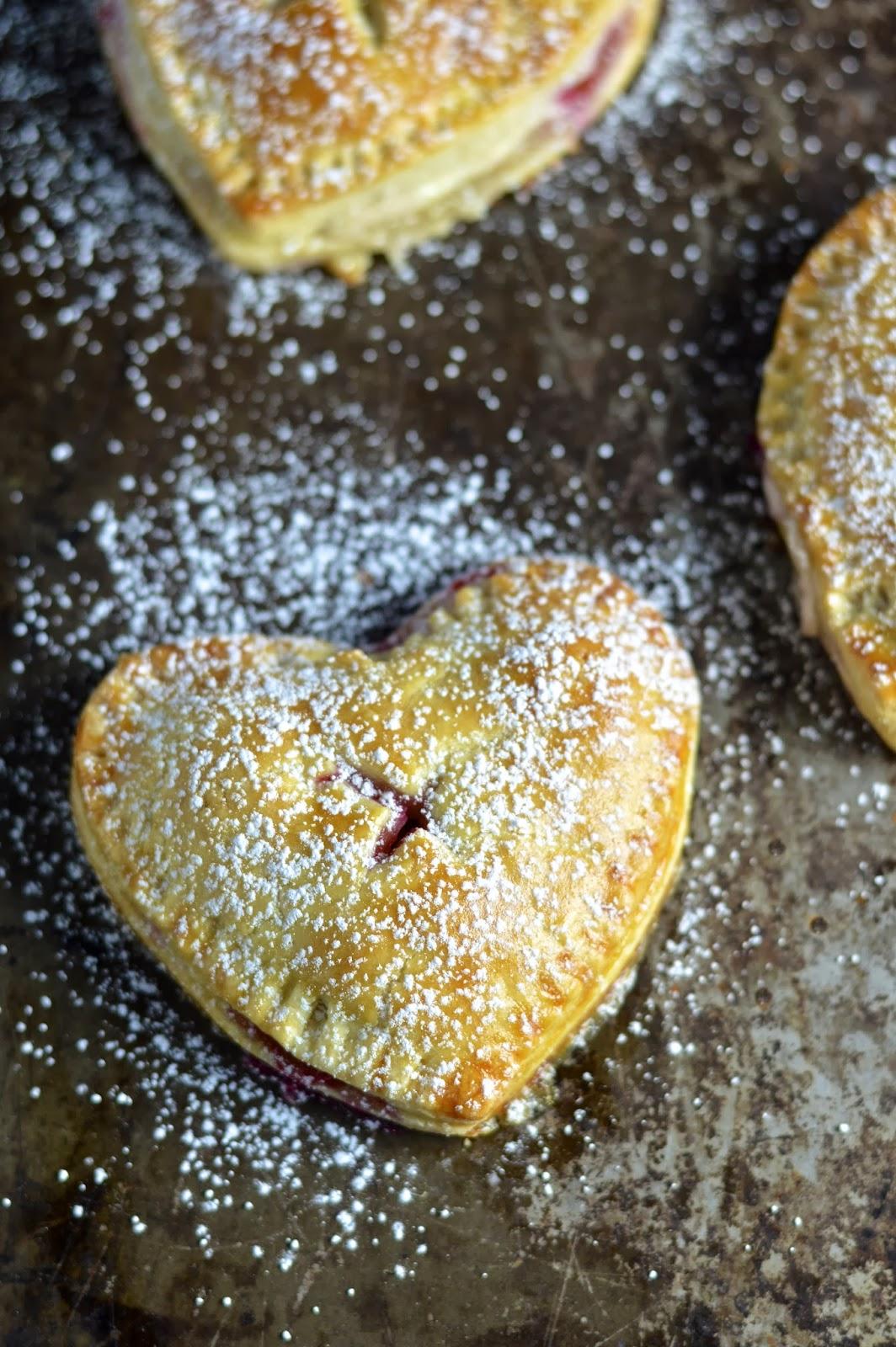 Raspberry Grand Marnier Mascarpone Hand Pies | Virtually Homemade ...