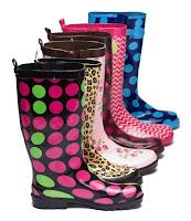 Rain Boots For Women1