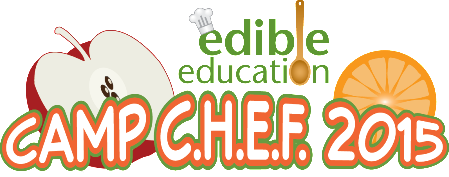 Camp C.H.E.F. at the Cook 'N Nook, with Edible Education