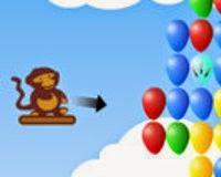 Puanlı Balon Patlat
